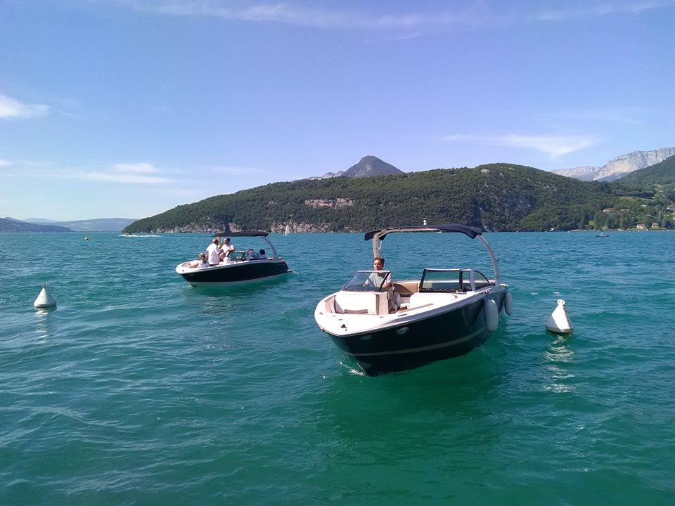 Premium boat party