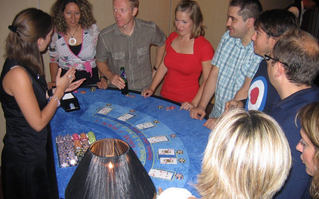Séminaire Casino Royal