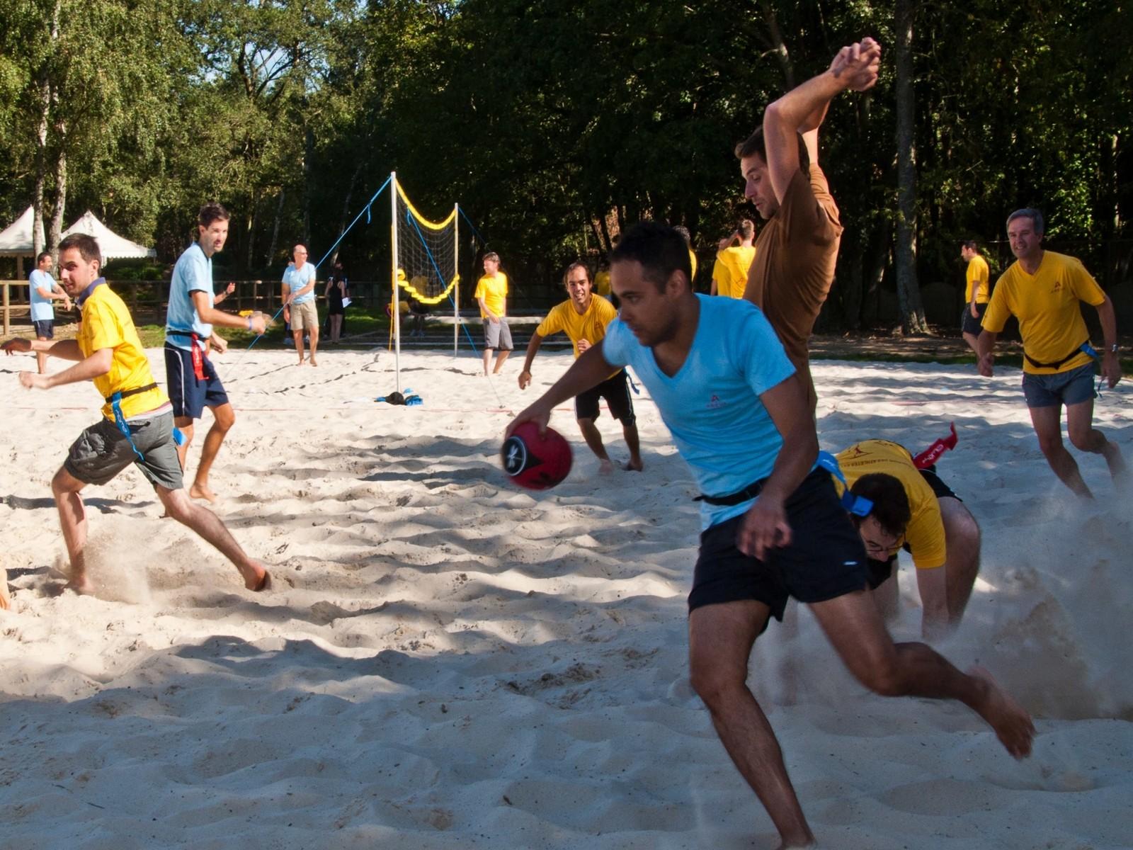 Olympiades séminaire entreprise Haute Savoie