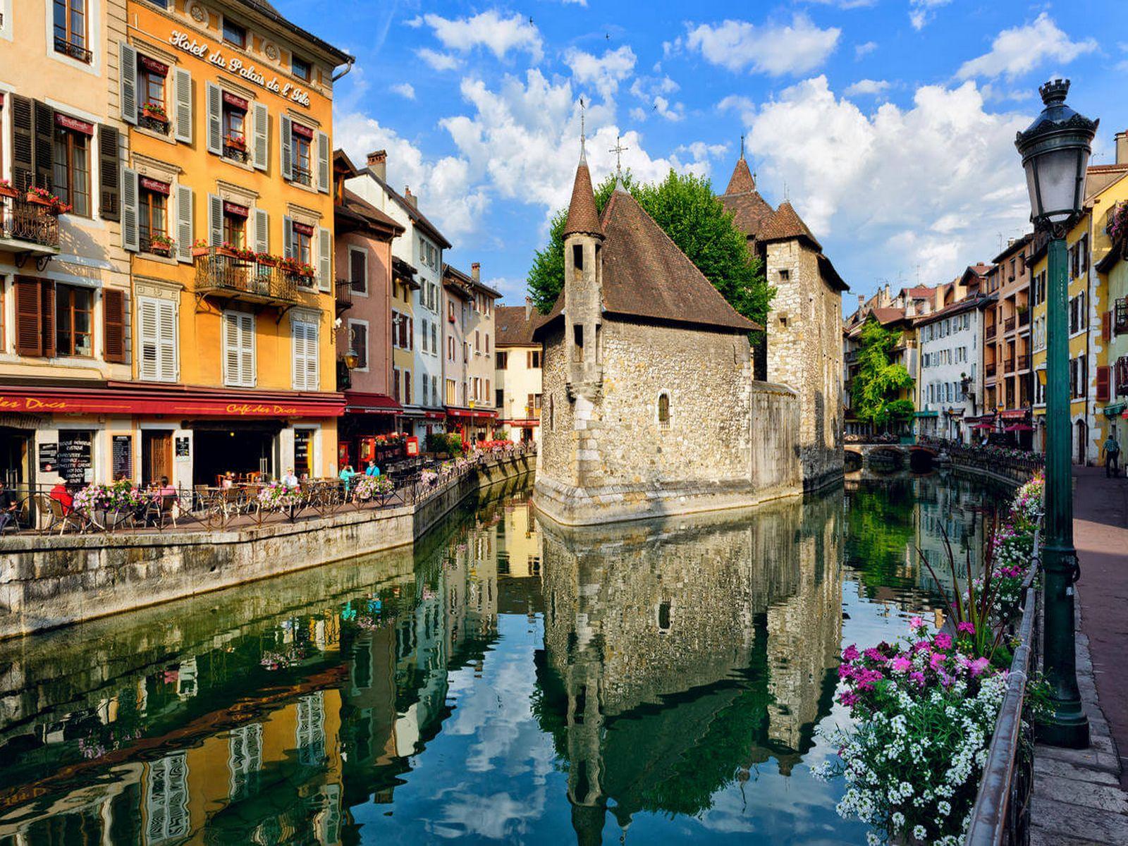 Activités incentive séminaire Annecy