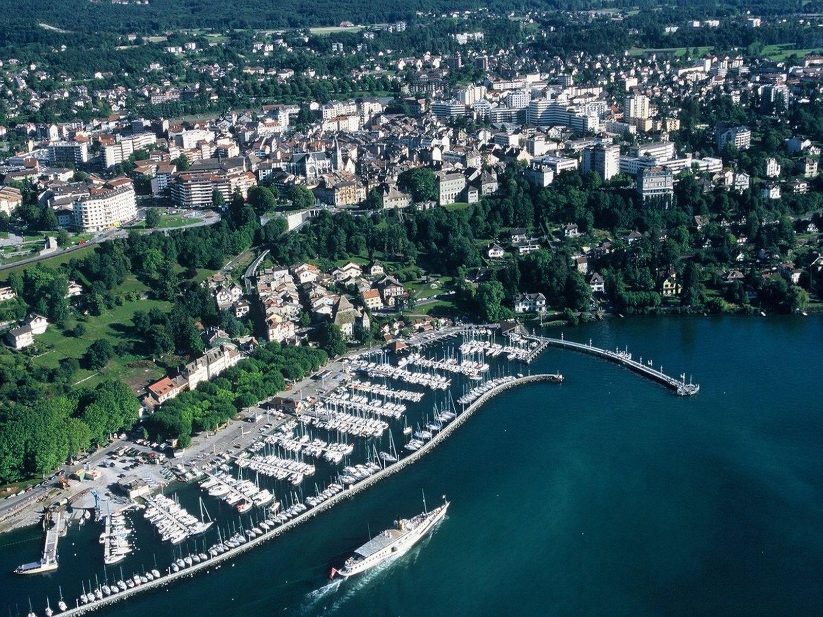 Destination Haute Savoie séminaire à Thonon