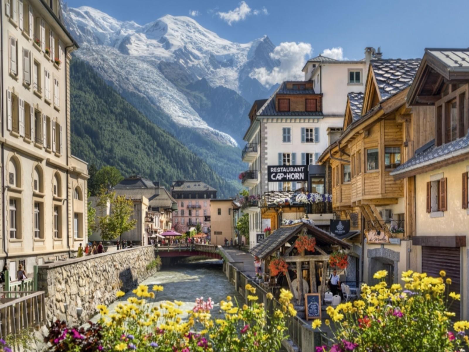 Chamonix et le Mont-Blanc, destination séminaire à chamonix