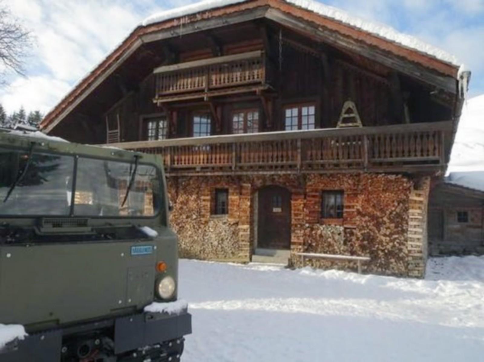 Soirée originale séminaire en refuge Haute Savoie