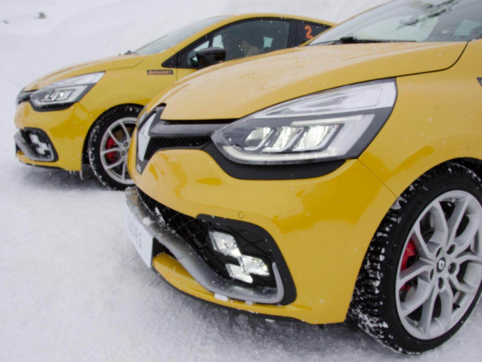 voiture conduite sur glace séminaire à val thorens