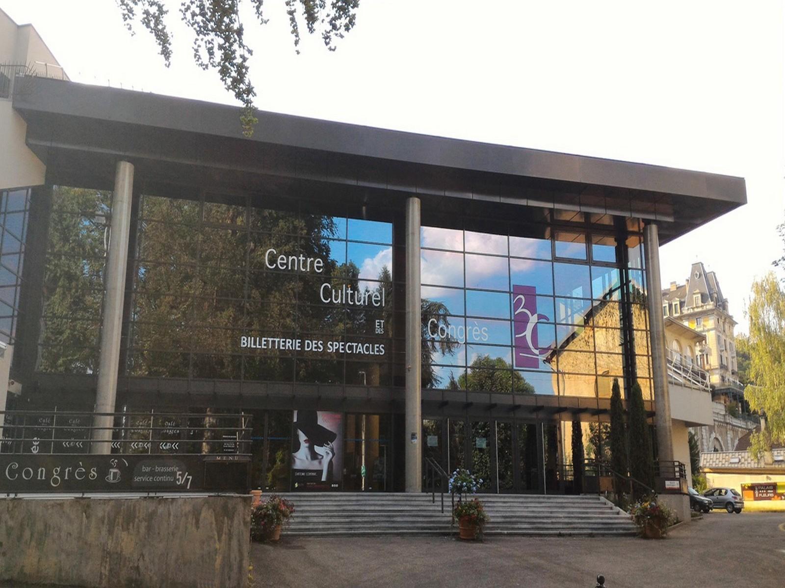 centre des congrès et conventions séminaire à Aix-les-Bains