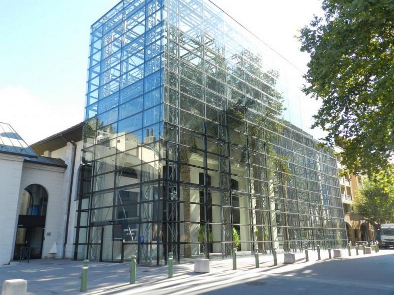 centre des congrès et espace réunion séminaire à chambéry