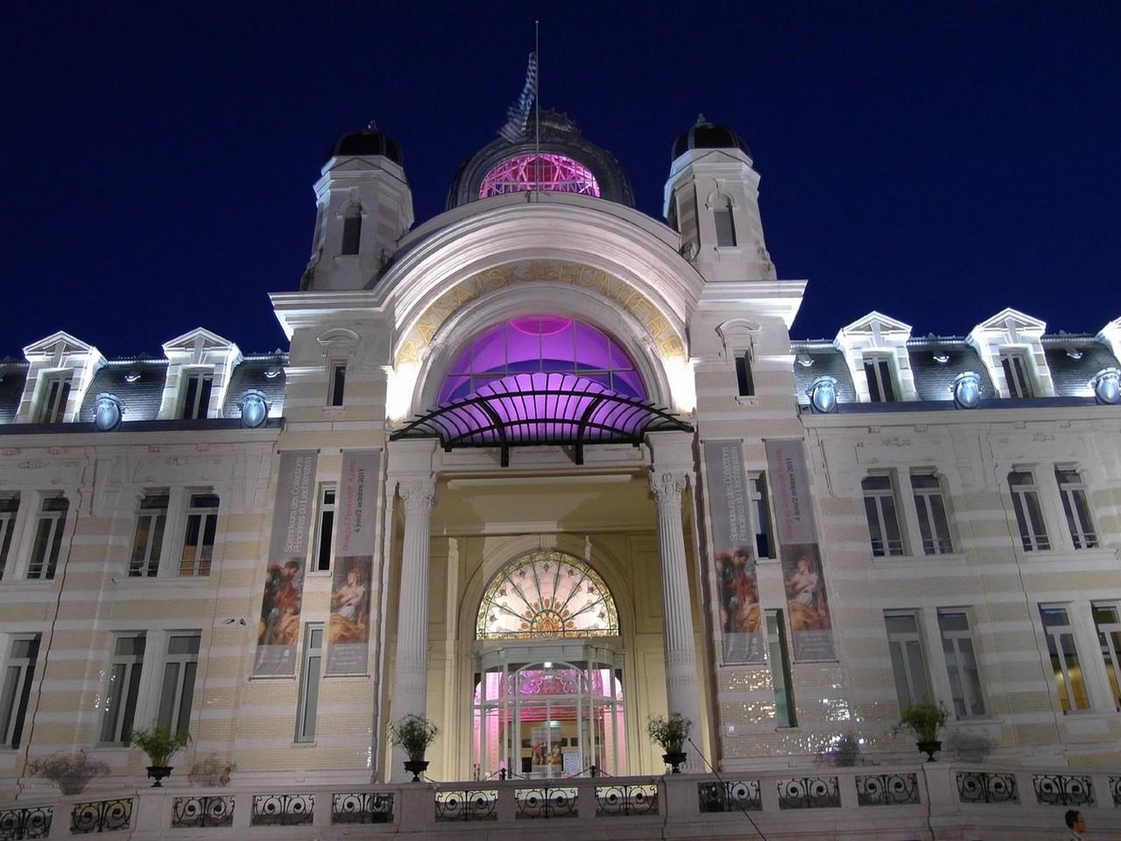 Palais de lumières congrès et séminaire à Evian