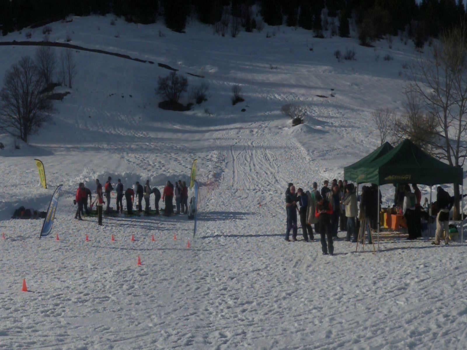 challenge olympiades séminaire à Praz sur Arly