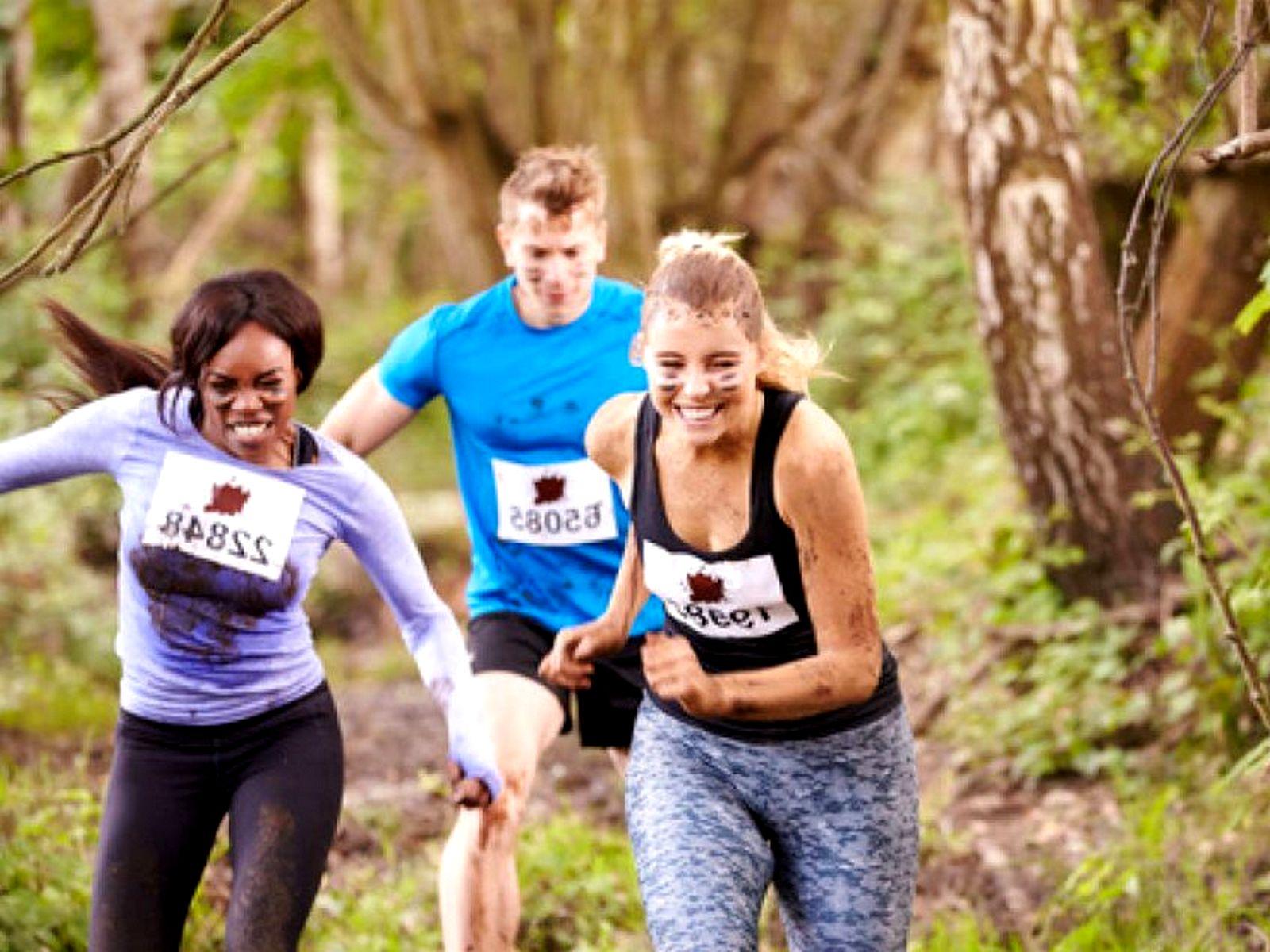 coureur course nature événement sportif d'entreprise sur-mesure