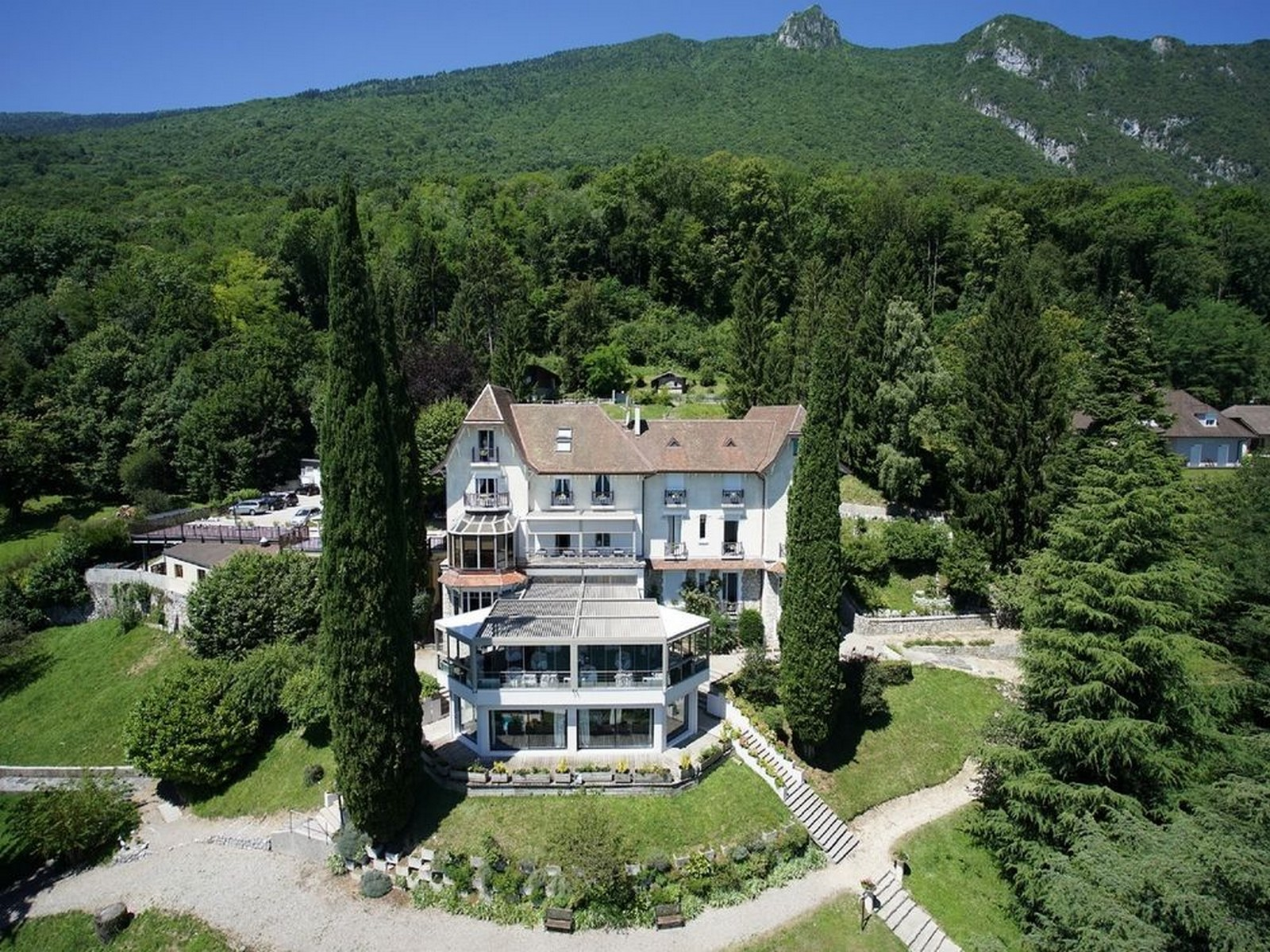 hôtel en savoie pour séminaire le Bourget du Lac