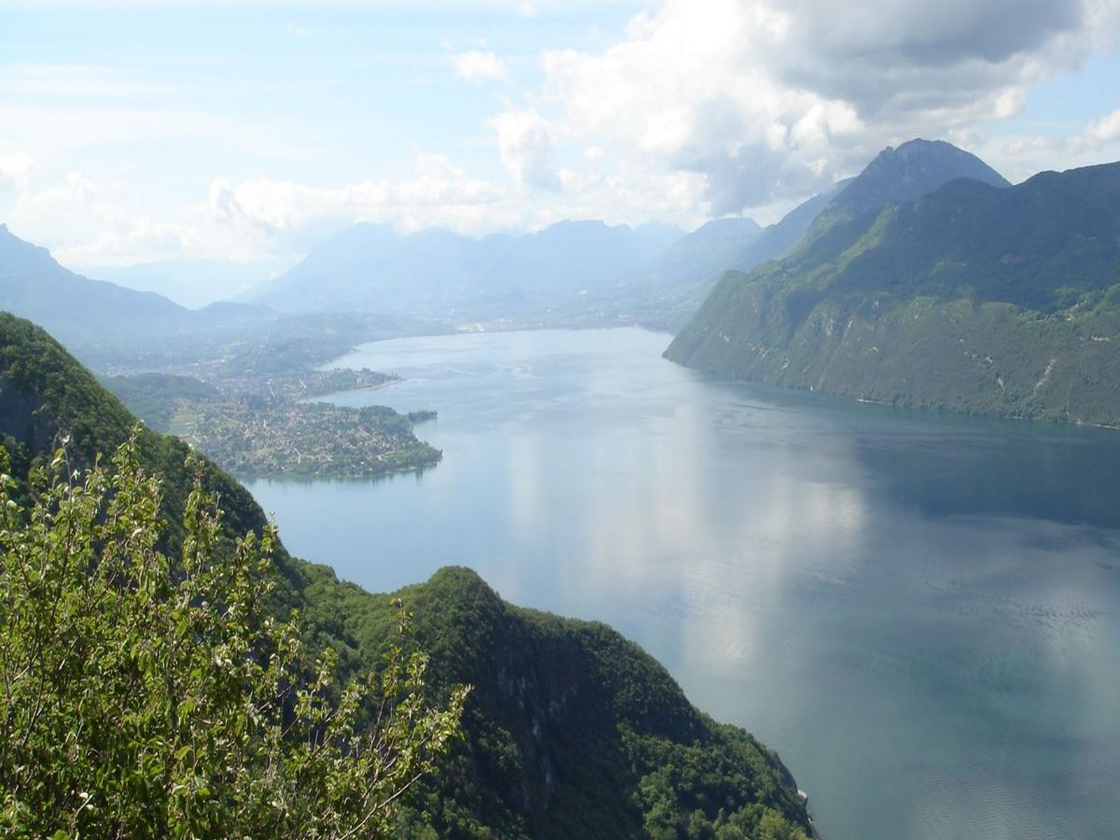 Lac du Bourget : destination séminaire à Aix-les-Bains