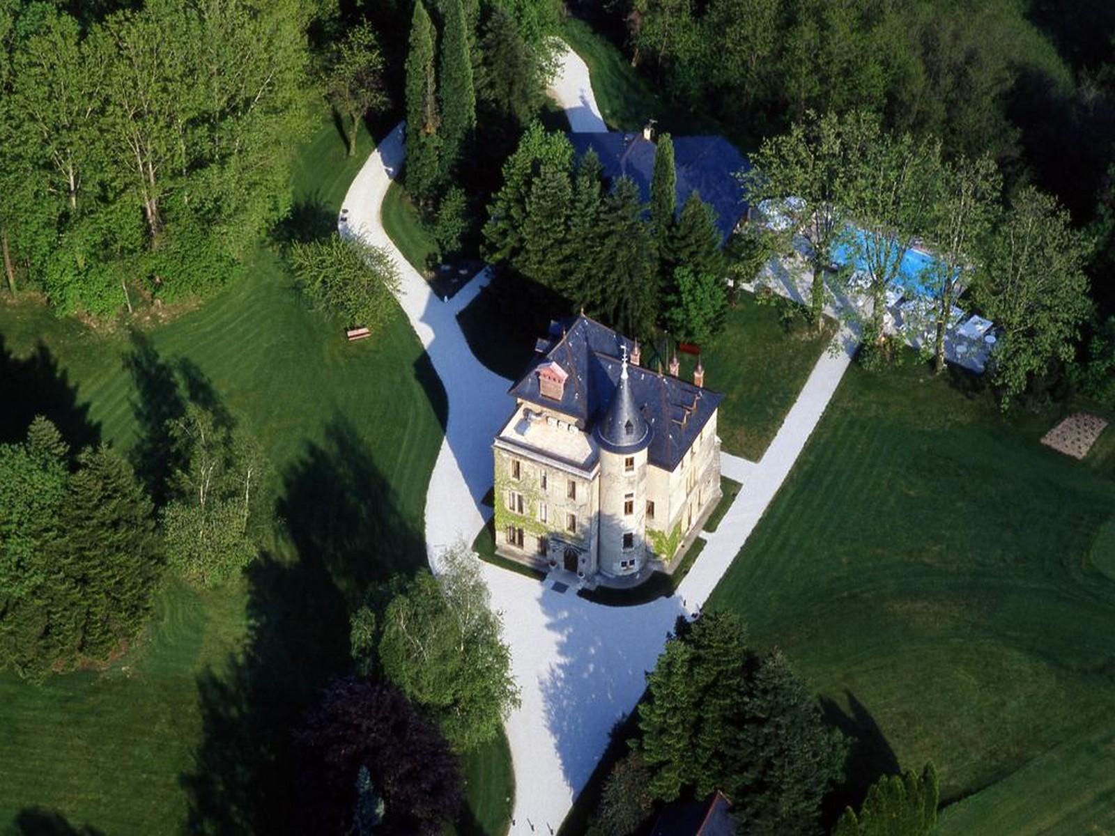 château séminaire à Albertville
