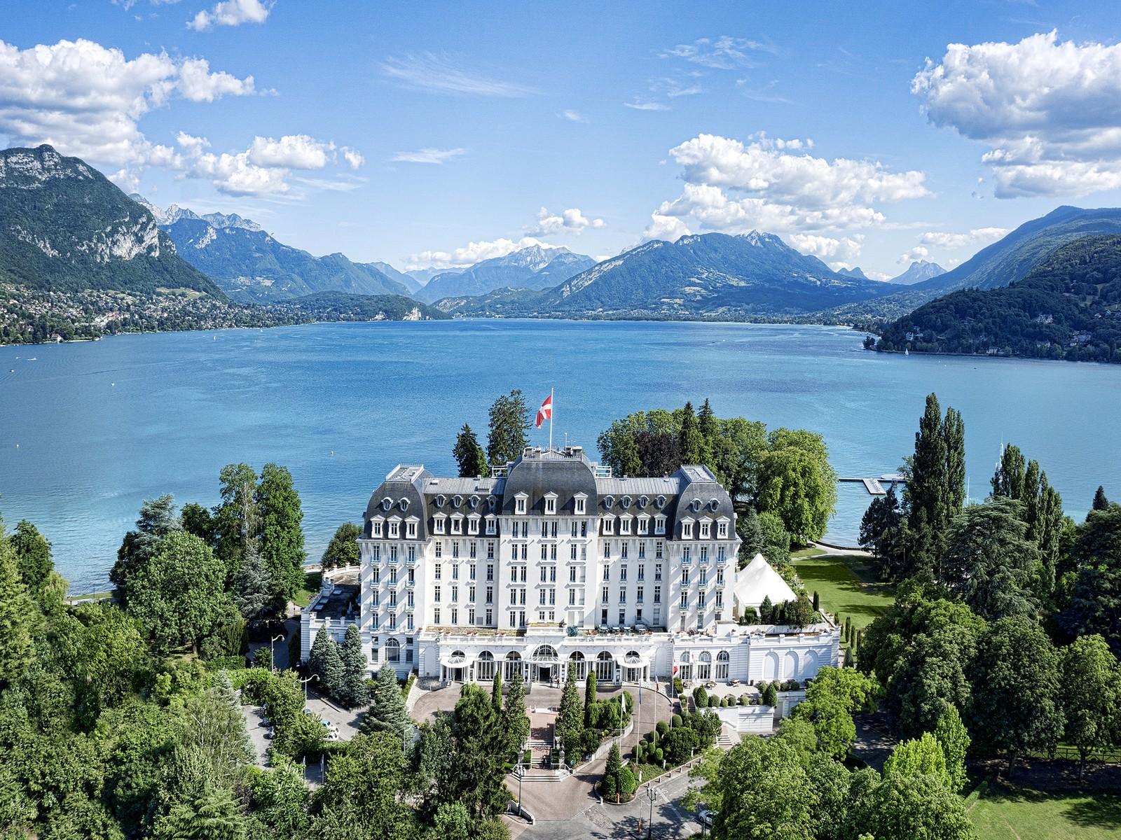 Hôtel au bord du lac d'Annecy pour votre séminaire à Annecy