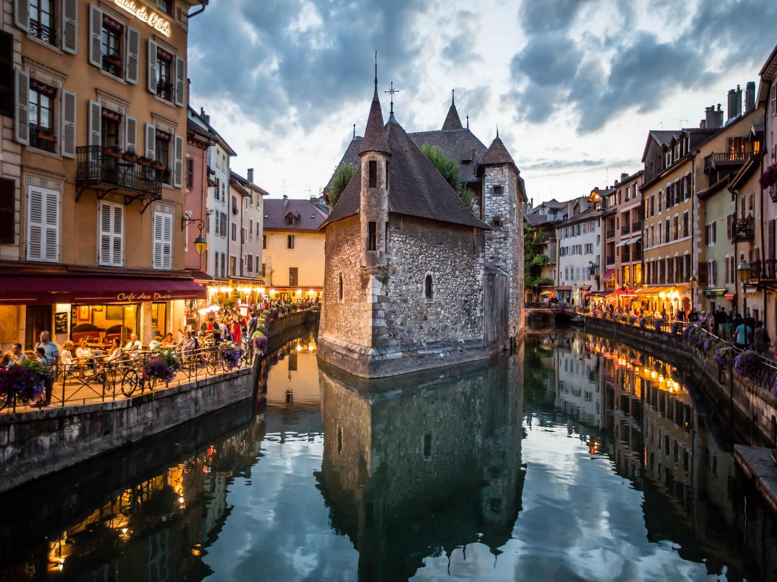 Annecy et sa vieille ville - séminaire à annecy