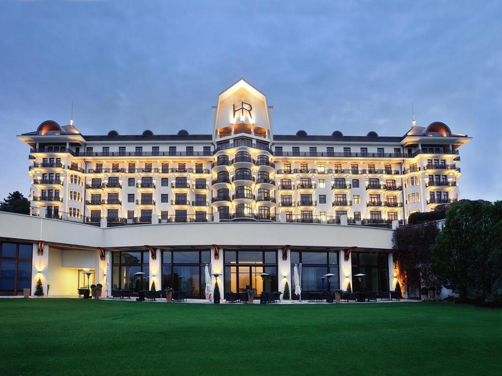 hôtel de prestige séminaire à Evian