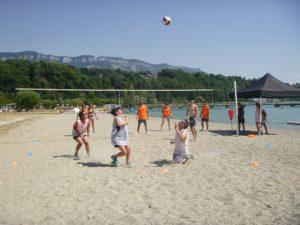 Journée teambuilding à Aix-les-Bains - Savoie