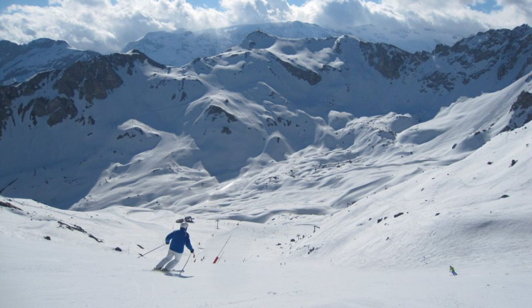 Séminaire ski Méribel