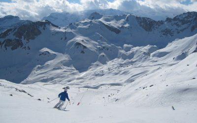 Séminaire ski à Méribel
