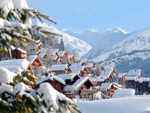 Station pour votre séminaire d'hiver dans les Alpes