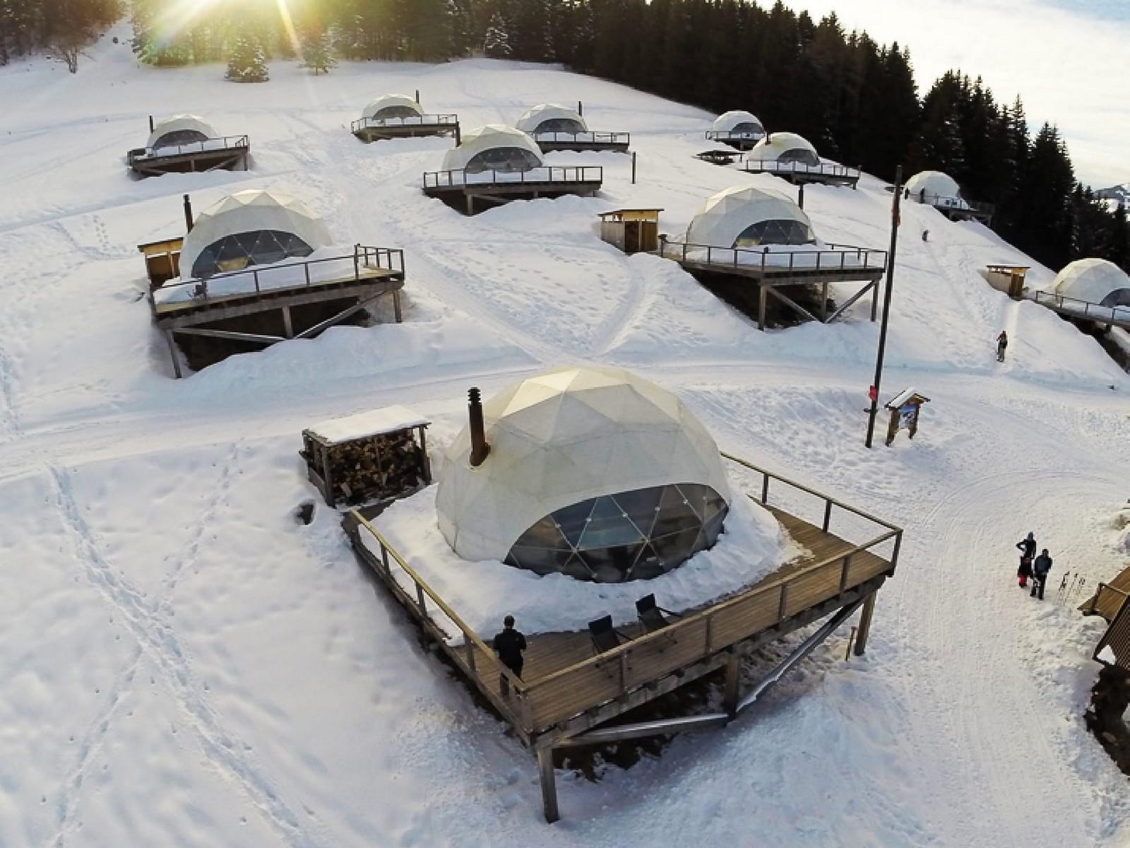 Séminaire insolite Haute Savoie sous yourte